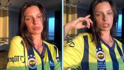 Fenerbahçeli yengeden renkli paylaşım!