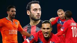Son dakika - Türk futbolcular Avrupa'da fırtına gibi! Tarihe geçtiler...