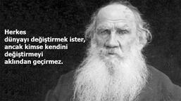 Tolstoy Sözleri: Lev Tolstoy'un Kitaplarından En Anlamlı Alıntılar Ve Güzel Sözler