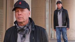 Maske takmayı reddeden Bruce Willis eczaneden çıkarıldı