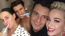 Katy Perry'den Orlando Bloom'a: Seni dünyalar kadar seviyorum