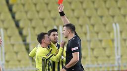 Son dakika - Fenerbahçe'den kırmızı kart tepkisi! Kasımpaşa'da Aytaç Kara...