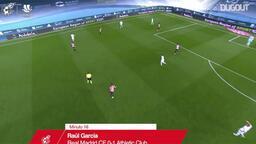 Kupada büyük sürpriz: Bilbao, Real Madrid'i eledi...