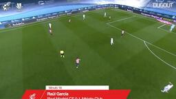 Maç Özeti: Real Madrid 1-2 Athletic Club