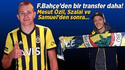 Son dakika transfer haberleri: Fenerbahçe transferde Mesut Özil, Attila Szalai ve Samuel'in ardından bir bomba daha patlattı!
