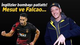 Son dakika haberleri: İngilizler bombayı patlattı! Fenerbahçe'nin Mesut Özil transferinden sonra Falcao...