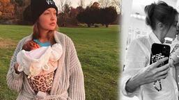 Gigi Hadid: Kızım dört aylık