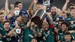 Şampiyon Palmeiras! Sahada hüzün ve sevinç