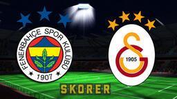 Fenerbahçe - Galatasaray derbisi ne zaman? Fenerbahçe Galatasaray maçı saat kaçta hangi kanalda? İşte, 11'ler