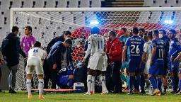 Son dakika - Portolu Nanu hastaneye kaldırıldı! Yerde hareketsiz kaldı...