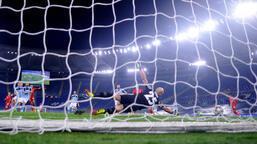 Son dakika | Şampiyonlar Ligi'nde tarihi gece! Roma'yı yine yaktılar: Toplam 11 gol...