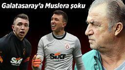 Son dakika | Galatasaray'a Muslera şoku! Son sözü söyledi...
