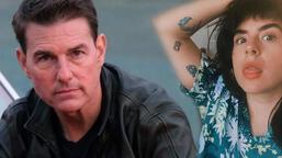 Tom Cruise'un kızı Isabella Cruise aylar sonra ortaya çıktı
