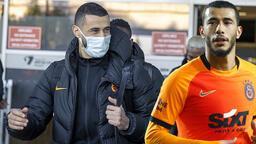 Son dakika - Galatasaray'da Belhanda depremi! Resti çekti...