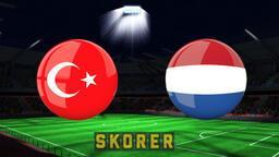 Türkiye - Hollanda maçı ne zaman, hangi kanalda? Türkiye - Hollanda maçı hakemi ve kadrosu...