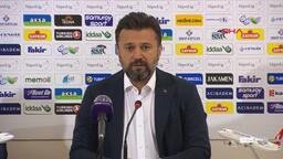"""Bülent Uygun: """"Maç bir nevi taktik savaşı şeklinde geçti"""""""