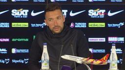 """Francesco Farioli: """"Oyuncularım iyi bir performans ortaya koydu"""""""