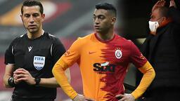 Son dakika haberleri: Galatasaray - Fatih Karagümrük maçı sonrası şok sözler: İnanın çok yazık! Ali Palabıyık kırmızı kart pozisyonunda...