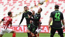 Sivas'ta 4 gol sesi! 2 de penaltı...