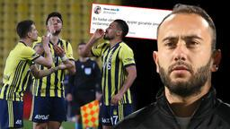 Son dakika - Fenerbahçe'de Mert Hakan'dan olay gönderme! Olcan Adın'dan tepki