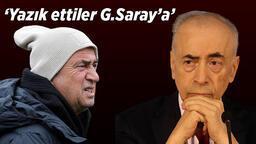 Son dakika Galatasaray haberi - 'Galatasaray'a yazık ettiler'