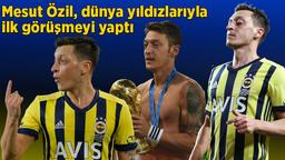 Son dakika - Fenerbahçe'de Mesut Özil iki dünya yıldızı için görüşmelere başladı! Yılın transfer bombası