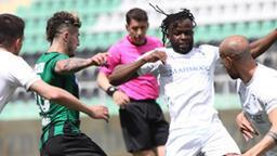 Gol düellosunda kazanan Erzurumspor: 2-3
