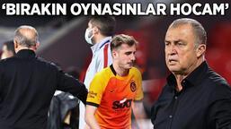 """Son dakika - Göztepe-Galatasaray maçının ardından bomba sözler: 'Bırakın oynasınlar hocam"""""""