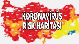 Türkiye koronavirüs risk haritası 18 Nisan: Son dakika koronavirüs illere göre vaka tablosu ile düşük, orta, yüksek ve çok yüksek riskli iller hangileri?