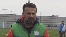 """Bülent Uygun: """"Zor bir maç bizi bekliyor"""""""
