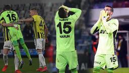 Son dakika - Fenerbahçe'de maça Harun Tekin damga vurdu! Gözyaşlarını tutamadı