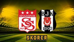 Beşiktaş Sivas deplasmanında 3 puan peşinde! Sivasspor-Beşiktaş maçı ne zaman saat kaçta hangi kanalda?