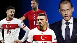 Son dakika haberi - UEFA resmen açıkladı! A Milli Takım'a büyük şok...