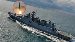 Son dakika haberi: Füzeler ateşlendi! Onlarca Rus savaş gemisi Karadeniz'de...