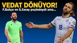 Son dakika transfer haberleri: Vedat Muriqi kapışması! Fenerbahçe ve Galatasaray istedi ama yeni adresi...