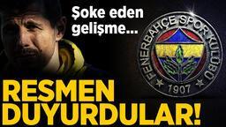 Son dakika Fenerbahçe haberi: Fenerbahçe'yi şoke eden gelişmeyi duyurdular! Herkes transfer bitti derken...