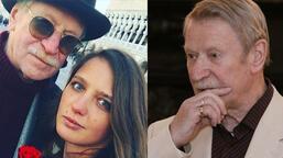 Ivan Krasko, beşinci evliliğini kendisinden 48 yaş küçük sevgilisiyle yapıyor