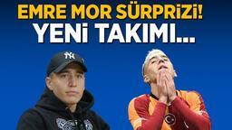 Son dakika transfer haberi - Emre Mor sürprizi! Yeni takımını duyurdular...