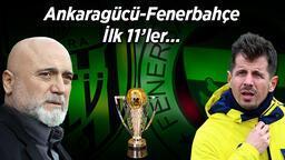 Son Dakika Haberi: Emre Belözoğlu'ndan flaş karar! Ankaragücü-Fenerbahçe maçında ilk 11'de sürpriz değişiklik...