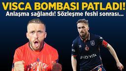 Son dakika transfer haberi: Edin Visca bombası patladı! Anlaşma sağlandı, sözleşme feshinin ardından bir transfer daha...