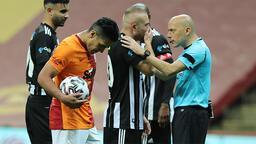 Son dakika haberi - Galatasaray - Beşiktaş maçına Cüneyt Çakır damgası! 2 VAR kararı, büyük tepki