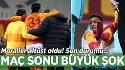 Son dakika haberi: Galatasaray-Beşiktaş derbisi sonrası Mostafa Mohamed şoku!