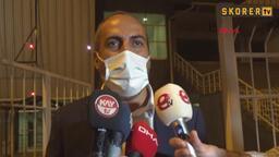 """MKE Ankaragücü Başkanı Fatih Mert: """"Oyunun 7 dakika uzadığını düşünmüyoruz"""""""