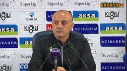 """Özcan Bizati: """"Kırılma anlarını çok erken yaşayınca maçı kaybettik, üzgünüz"""""""