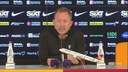"""Sergen Yalçın: """"Bu mağlubiyete takılıp kalamayız"""""""