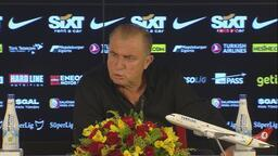 Fatih Terim: Galatasaray gibi oynamaya devam edeceğiz