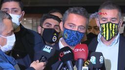 """Ali Koç: """"Tertemiz devam edeceğiz"""""""