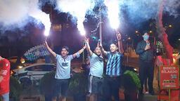 Son dakika - Adana'da taraftarların şampiyonluk coşkusu!