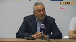 """Samet Aybaba: """"Bu şampiyonluk Adana'ya çok yakıştı"""""""