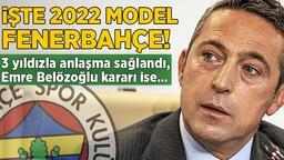 Son dakika Fenerbahçe haberleri: Transfer bombaları art arda patladı! İşte 2022 model Fenerbahçe...